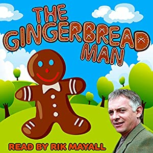 The Gingerbread Man Audiobook