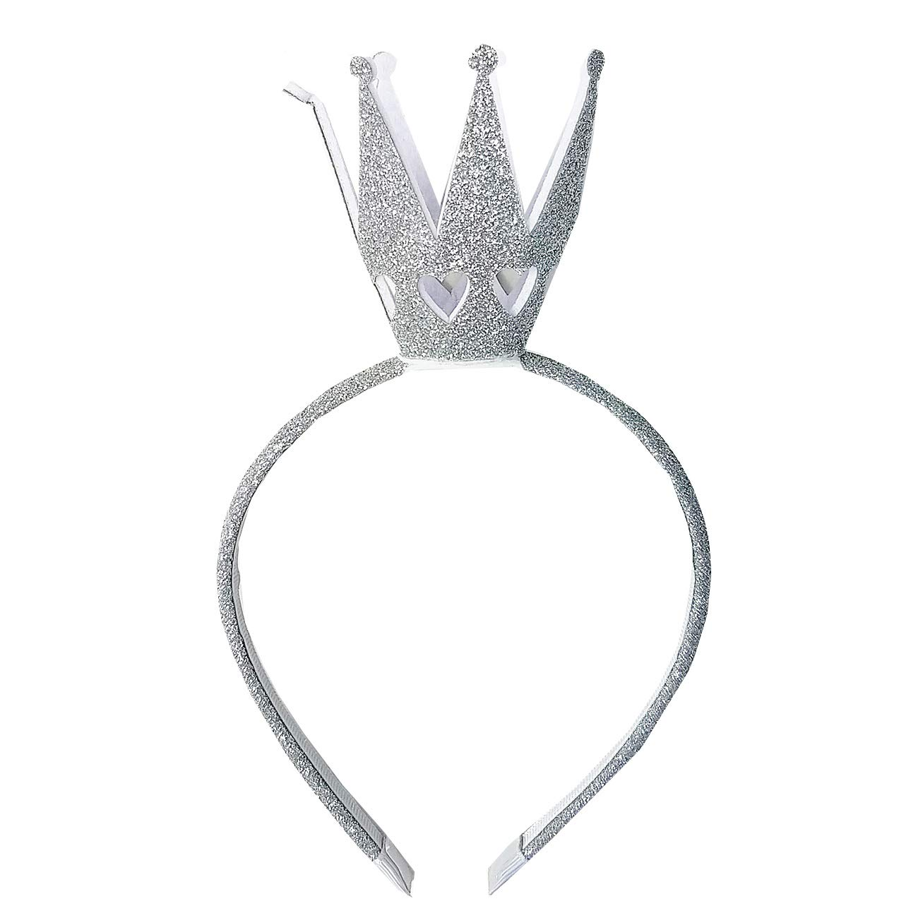 Kirei Sui Girls Shiny Crown Hairband