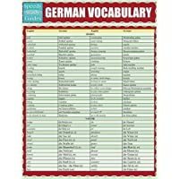 German Vocabulary (Speedy Study Guides: Academic)