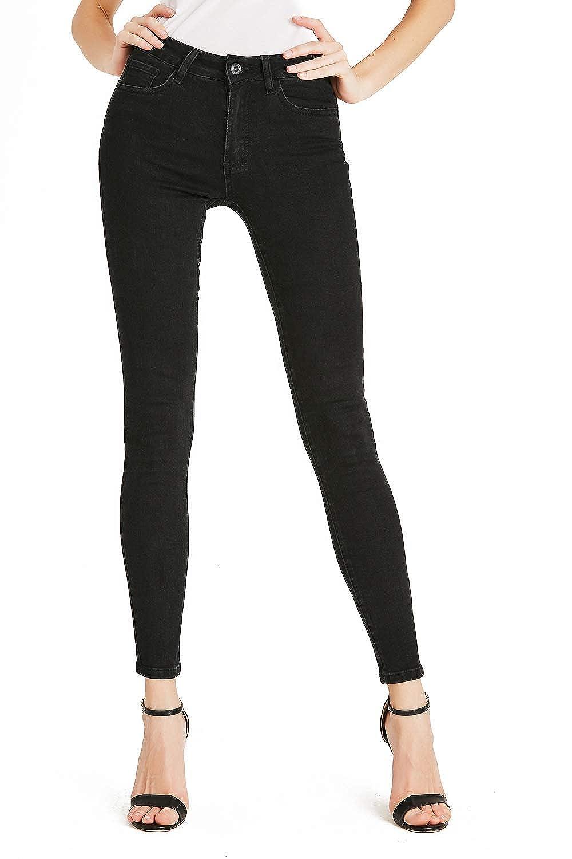 Dreamsbox Jeans Elasticizzati Donna Skinny Jeans Leggins