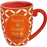 There's a Chance Ceramic Cup O'Joe Mug