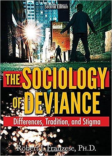 sociology deviance quiz