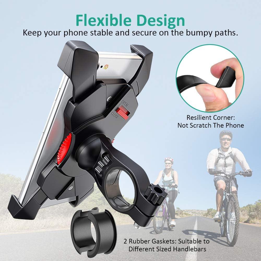 Bovon Soporte Movil Bicicleta - el mejor soporte para celurar moto