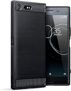 TERRAPIN Sony Xperia XZ Premium Funda Protectiva de Silicona Gel ...