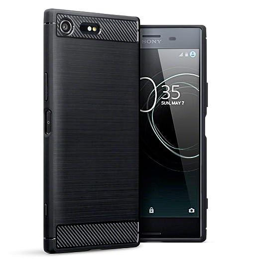2 opinioni per Xperia XZ Premium Custodia, Terrapin TPU Gel Custodia per Sony Xperia XZ Premium