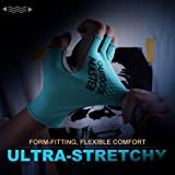 OutdoorMaster Bike Gloves - Fingerless Cycling