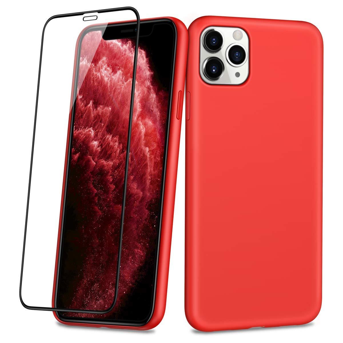 Funda + Vidrio para Iphone 11 Pro Max (6.5) AEMOTOY [7XLFC3]