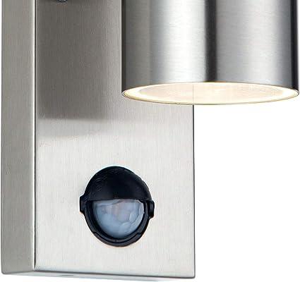 /01 600/lm /Foco de exterior con detector de movimiento 3000/K lfsp10/W1b30/ Luceco LED PIR/ 10/W