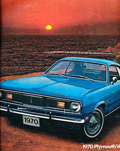 1970 Plymouth Valiant Duster 340 Mopar Original Dealer Sales Brochure