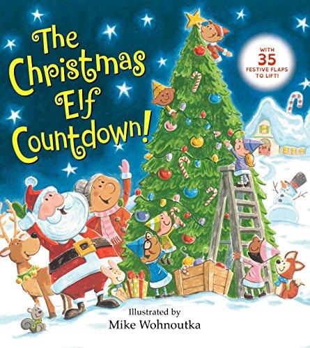 The Christmas Elf Countdown! (Christmas Ideas Countdown Creative)