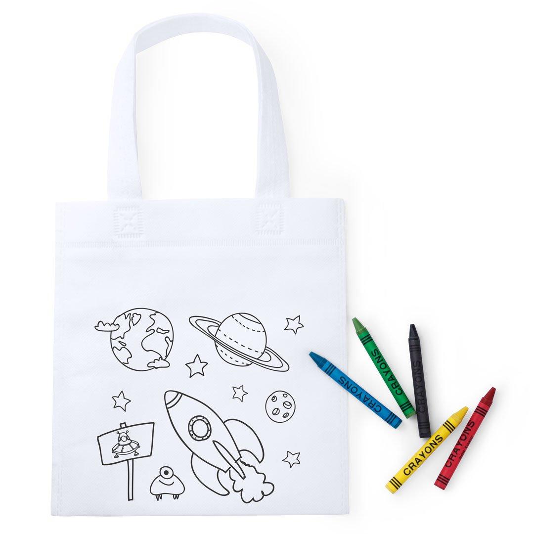 aeioubaby.com Pintar Infantil Regalo (25, Bolsa Ceras): Amazon.es: Juguetes y juegos