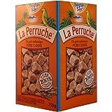 La Perruche Rohrzucker braun 750 g