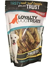 Loyalty Dog Treats Duck Feet for Dogs | All Natural, Single Ingredient, Canadian, Dehydrated Treat | 150g