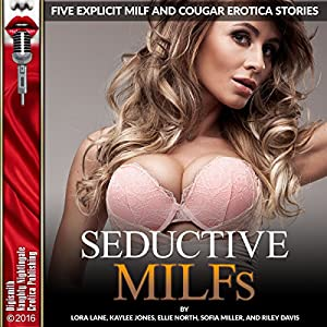 Seductive MILFs Audiobook