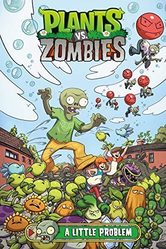 Plants vs. Zombies Volume 14: A Little Problem (Plants Vs Zombies Zombie)