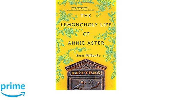 The Lemoncholy Life of Annie Aster [Idioma Inglés]: Amazon ...