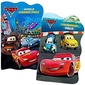 disney cars board books set of two disneypixar assorted titles