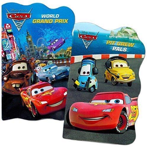 cars books - 9