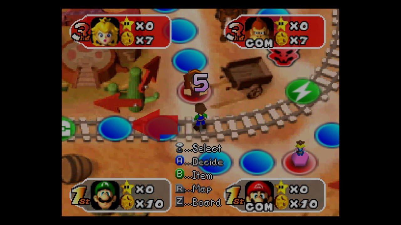 Amazon com: Mario Party 2 - Wii U Digital Code: Video Games