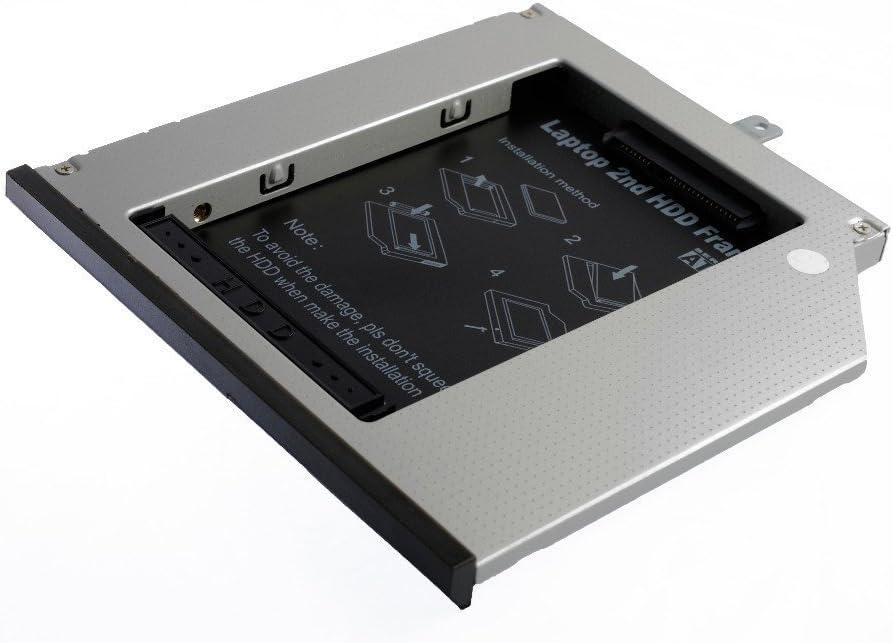 HDD/SSD de Montaje Marco para bahía de Disco Adaptador soporta ...