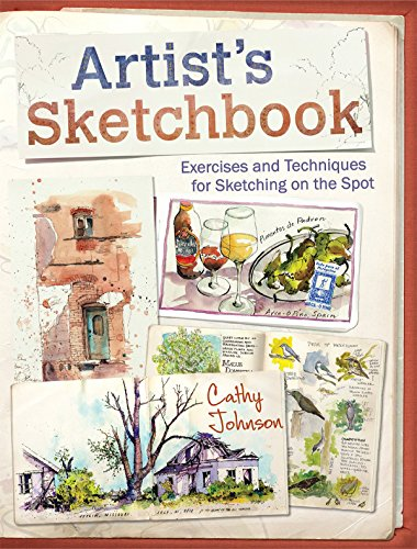 Artists Sketchbook Exercises Techniques Sketching ebook