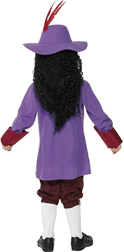 Smiffys Disfraz de Capitán Garfio para niño: Amazon.es: Juguetes ...