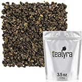 Tealyra - Milk Jin Xuan Oolong - High Mountain Taiwanese Loose Leaf Tea - Great Milky Cream Taste and Aroma - Organically Grown - Weight Loss Tea - 100g (3.5-ounce)