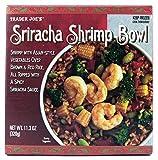 Trader Joe's Siracha Shrimp Bowl (6 Pack)