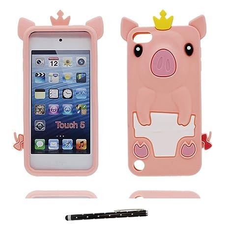 iPod Touch 5 Carcasa ,iPod Touch 5 Funda, Case de silicona ...