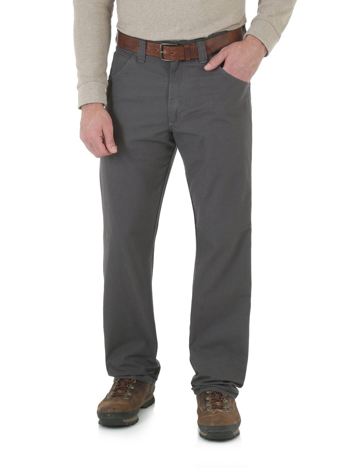 Wrangler Men's Technician Pant, Charcoal, 40x30