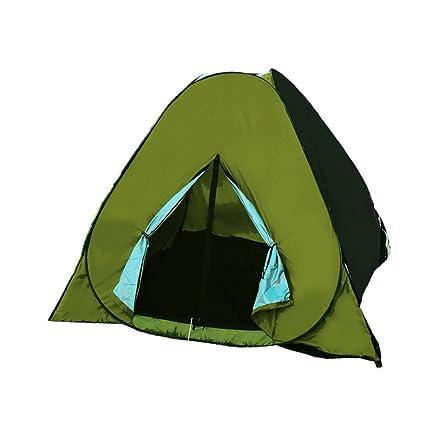 Wealers Easy Pop up 3-Three Person Family C&ing/Beach u0026 Kids Tent with  sc 1 st  Amazon.com & Amazon.com : Wealers Easy Pop up 3-Three Person Family Camping/Beach ...