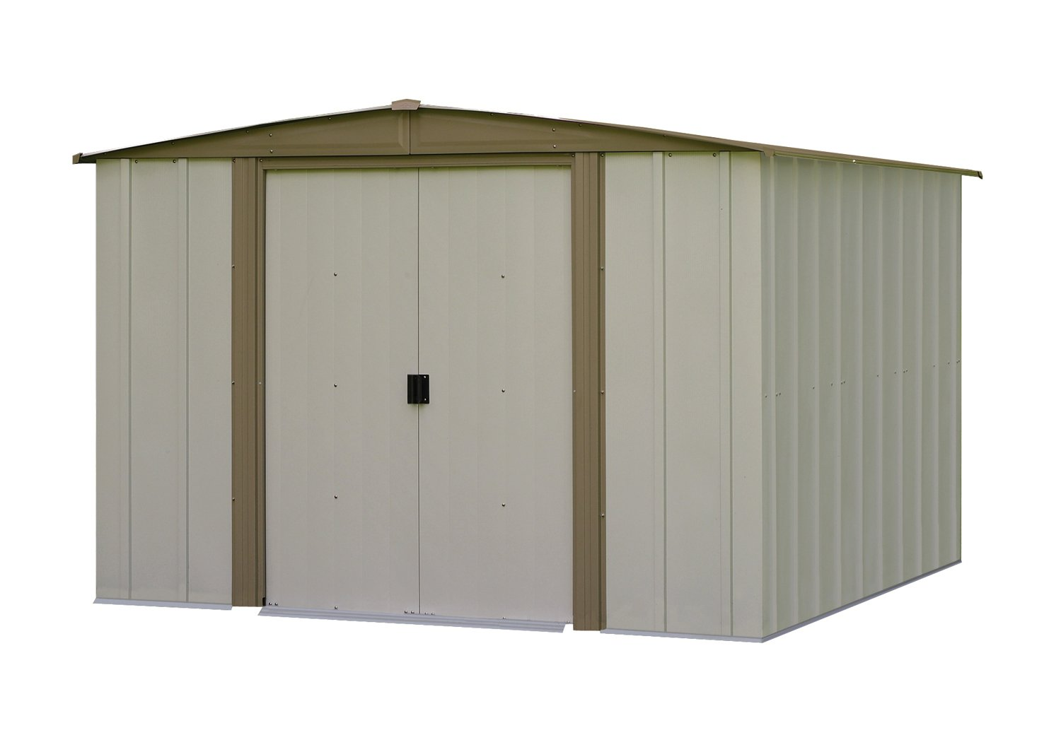 Arrow Bedford BD Steel Storage Shed, 8 by 8-Feet Arrow Shed BD88