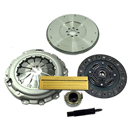 Amazon.com: EFT PREMIUM CLUTCH KIT & EXEDY OEM FLYWHEEL 06-14 HONDA CIVIC DX GX LX EX HF 1.8L: Automotive