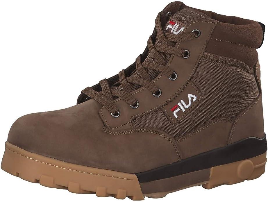 Fila Grunge Mid Sneakers Herren Dunkebraun (Partridge)