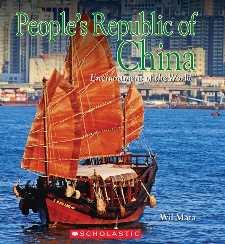 People's Republic of China (Enchantment of the World Second Series) (Of Peoples Republic China)