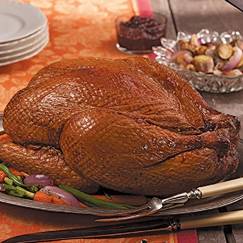 Gourmet Foods, 10-12 lb.Smoked Whole Turkey by Unknown