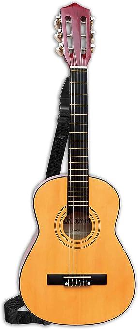 Bontempi- Guitarra clásica, 75 cm (GSW 75/AC): Amazon.es: Instrumentos musicales