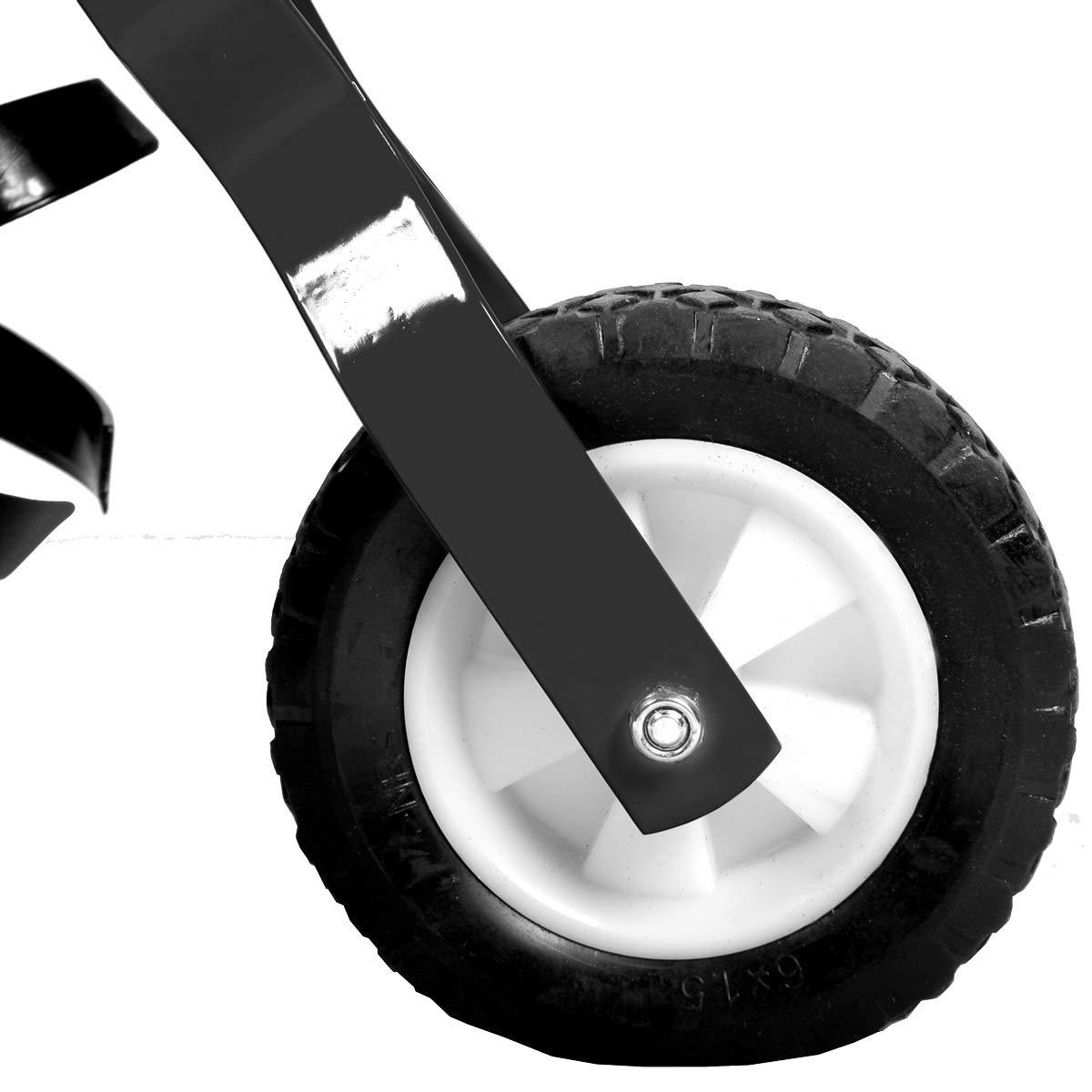 brast Gasolina de labranza Fresadora 4,4 kw (6PS) Incluso Motor azada arado suelo Fresadora Cultivador 2 trabajo Amplia 36 cm/60 cm: Amazon.es: Bricolaje y ...