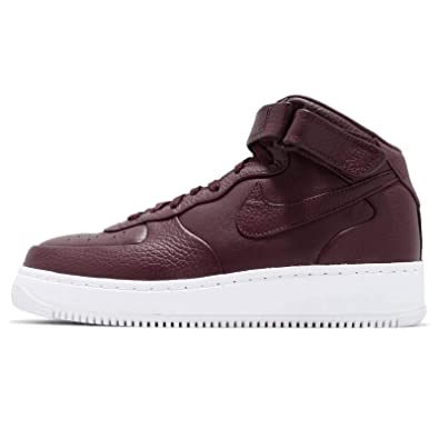 Nike NikeLab Air Force 1 Mid Men's Casual Shoes (9): Amazon