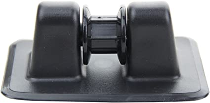 Anchor Tie off Patch Holder Row Roller for Inflatable Boats Kayak Raft Yacht