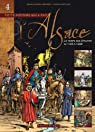 Cette histoire qui a fait l'Alsace, tome 4 : Le Temps des Staufen de 1125 a 1268 par Fischer