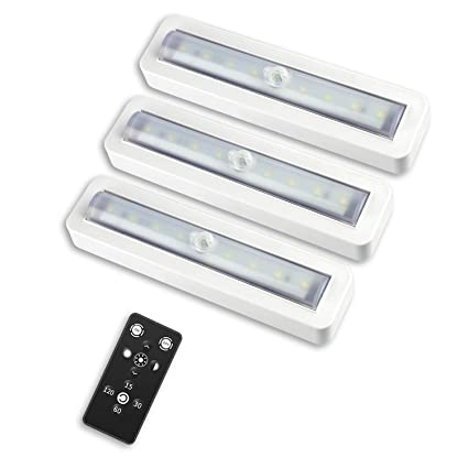 Szokled Remote Control Led Closet Lights Battery Operated Light
