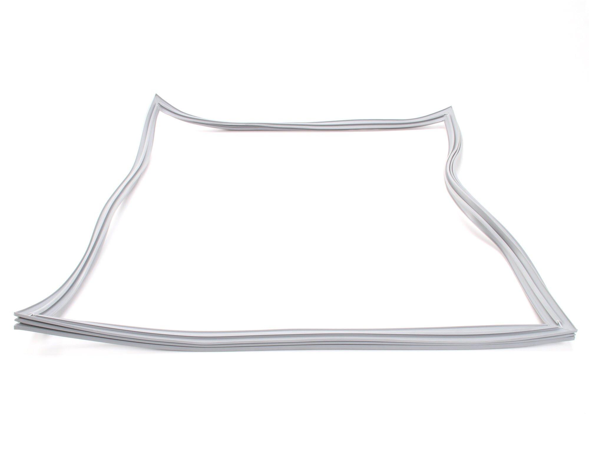 Delfield 1702202 Snap-In 1/2 Stainless Steel Door Gasket 24-1/2 X 29