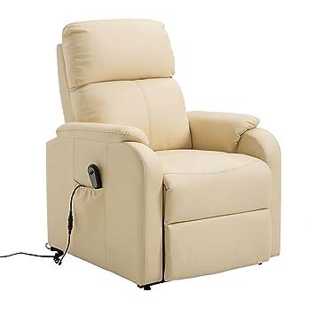 CARO-Möbel Relaxsessel Senior Fernsehsessel Ruhe TV Sessel mit ...