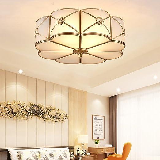 5151BuyWorld Lampadario Plafoniere Moderne Led Foyer Rame Lamparas ...