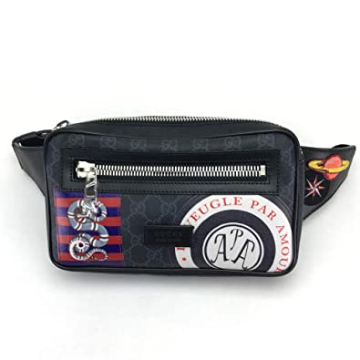 buy online 9a6ee 0798e Amazon | (グッチ)GUCCI 474293 クーリエ ソフト GGスプリーム ...