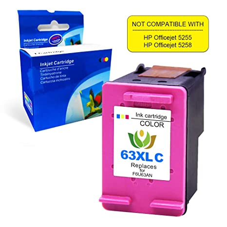 Amazon.com: Lovyi - Cartuchos de tinta para HP 63 XL: Office ...
