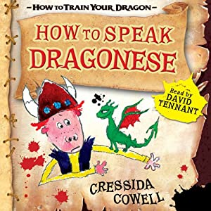 How to Speak Dragonese Audiobook