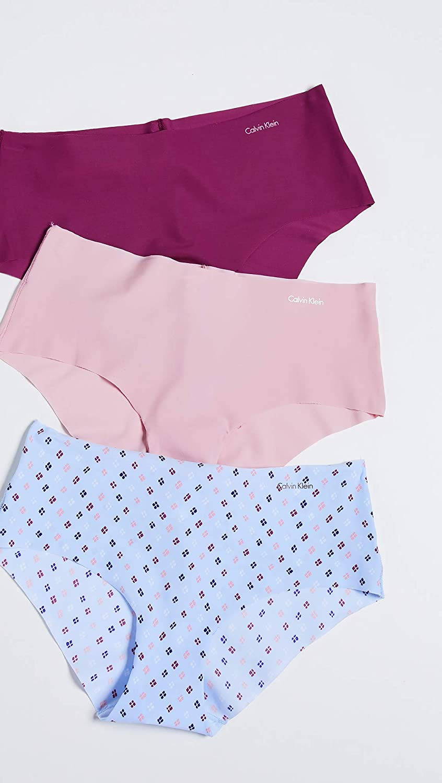 Amazon.com: Calvin Klein - Ropa interior para mujer (3 ...