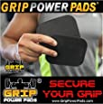 Original Lifting Grips The Alternative to Gym Workout Gloves Comfortable & Light Weight Grip Pad Men & Women That Want to Eliminate Sweaty Hands Gym Gloves (Single Pair)